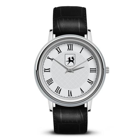 Сувенирные наручные часы с надписью Салехард watch 9