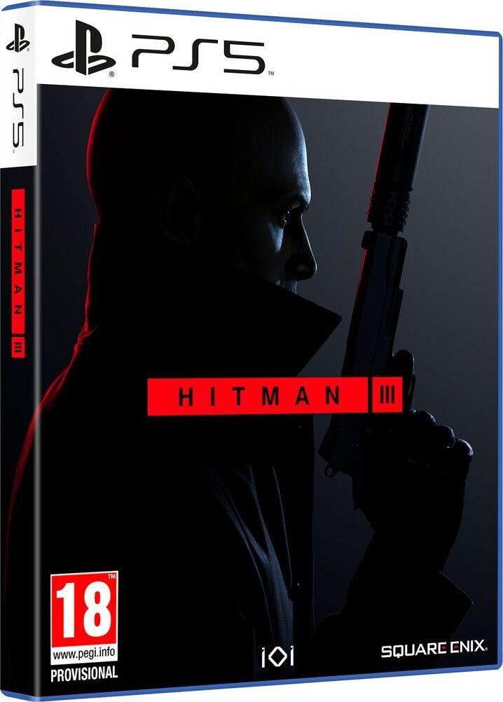 HITMAN 3 для PS5 купить в Sony Centre Воронеж