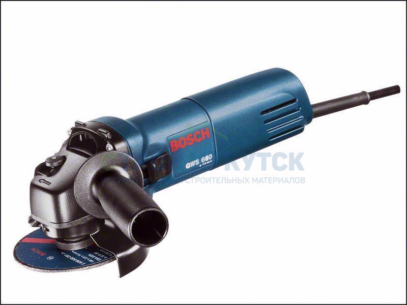 Шлифовальные машины Угловая шлифмашина Bosch GWS 660 (060137508N) 3d8e78443f19d93602e703d420aa720f