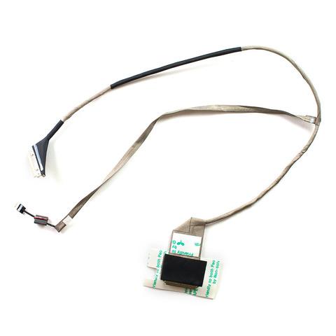 Шлейф для матрицы Acer Aspire 5551 5552 5741 С ВЕБКАМЕРОЙ PN DC020010L10, 50.R4F02.009