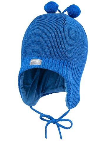 Kerry (Керри) Esco шапка демисезонная на завязках для мальчика
