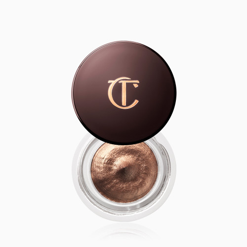 Кремовые тени Charlotte Tilbury Eyes to Mesmerise Chocolate bronze (Mona Lisa)