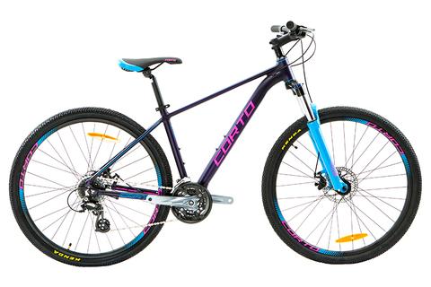 велосипед Corto MADDI 2020 фиолетовый