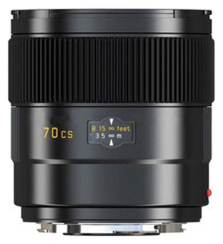 Leica Summarit-S 70mm f/2.5 Aspherical CS