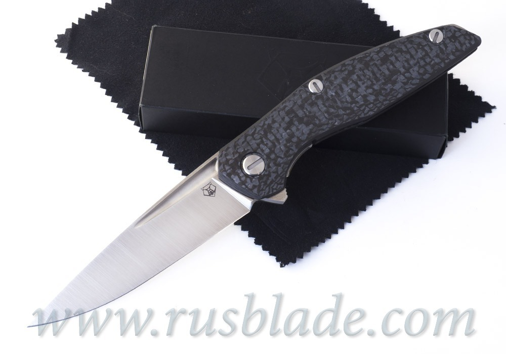 Shirogorov 111 S125V Groove CF Satin