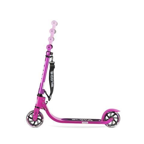Самокат со светящимися колесами BLADE Kids Jimmy 145 фиолетовый