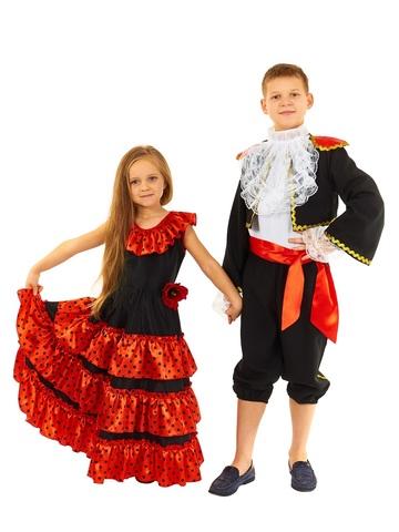 Костюм Испанец для мальчика
