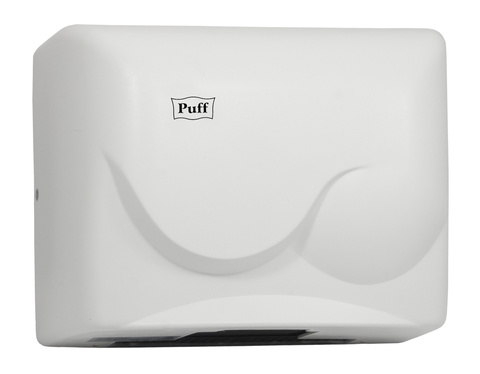 Сушилка для рук Puff -8823 1500Вт белый