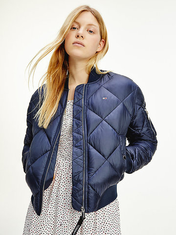 TOMMY JEANS / Бомбер