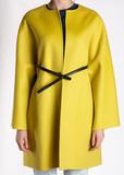 Пальто из шерсти и кашемира VALENTINO