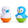Игрушки для ванны поплавки Медведь и Пингвин
