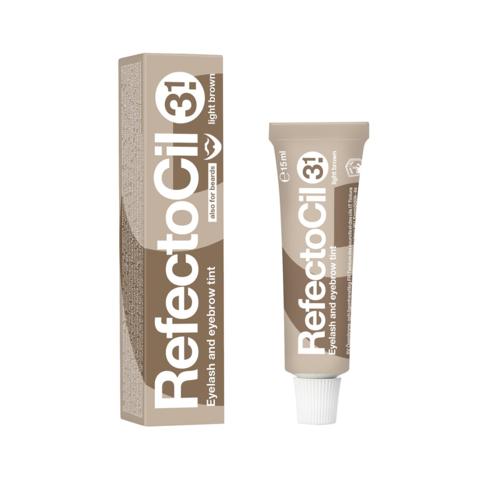 Краска для бровей и ресниц REFECTOCIL, #3.1 светло-коричневая, 15мл