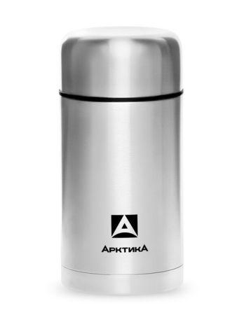 Термос для еды Арктика (301-1000) 1 литр с супер-широким горлом, стальной