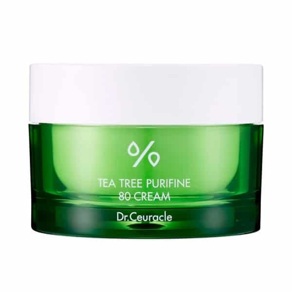 Крем Dr.Ceuracle Tea Tree Purifine 80 Cream 50 мл