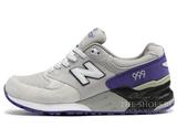 Кроссовки Женские New Balance 999 Grey Violet Black