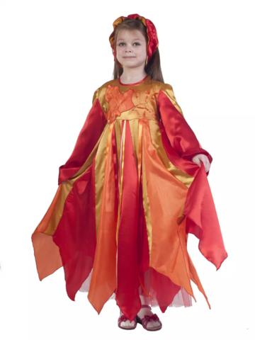 Карнавальный костюм детский Осень