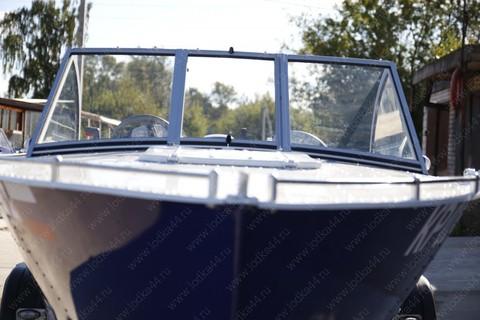 Ветровое стекло «Премиум-А» на лодку Прогресс-2