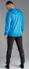 Детский Беговой костюм с капюшоном Nordski Run Light Blue