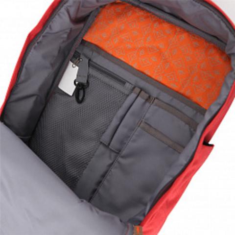 Картинка рюкзак городской Kingcamp Acadia 15 синий - 7