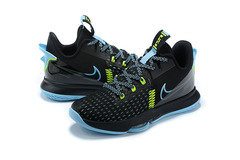 Nike LeBron Witness 5 'Black/Blue'