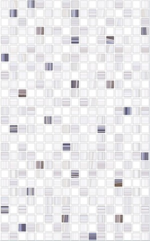 Плитка настенная Нео фиолетовый 122881  250х400