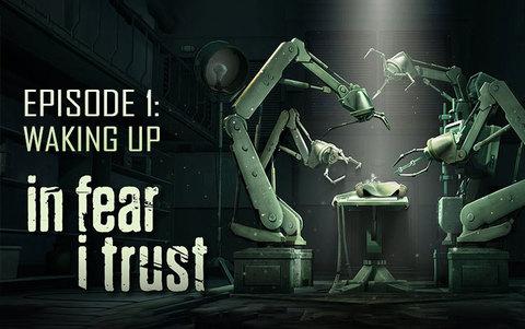 In Fear I Trust - Episode 1: Waking Up (для ПК, цифровой ключ)