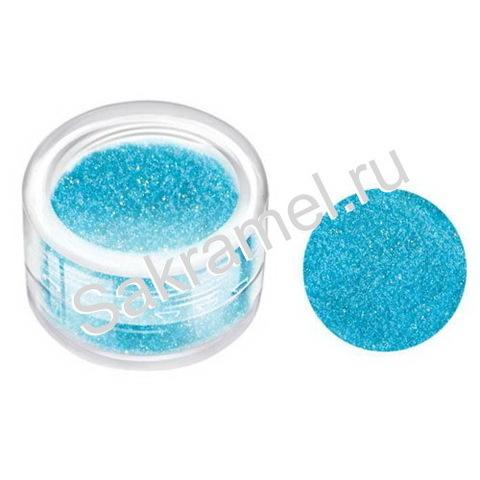 Блестки в банке 3 гр, мелкие Светло-Голубой