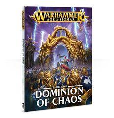 Battletome: Dominion of Chaos