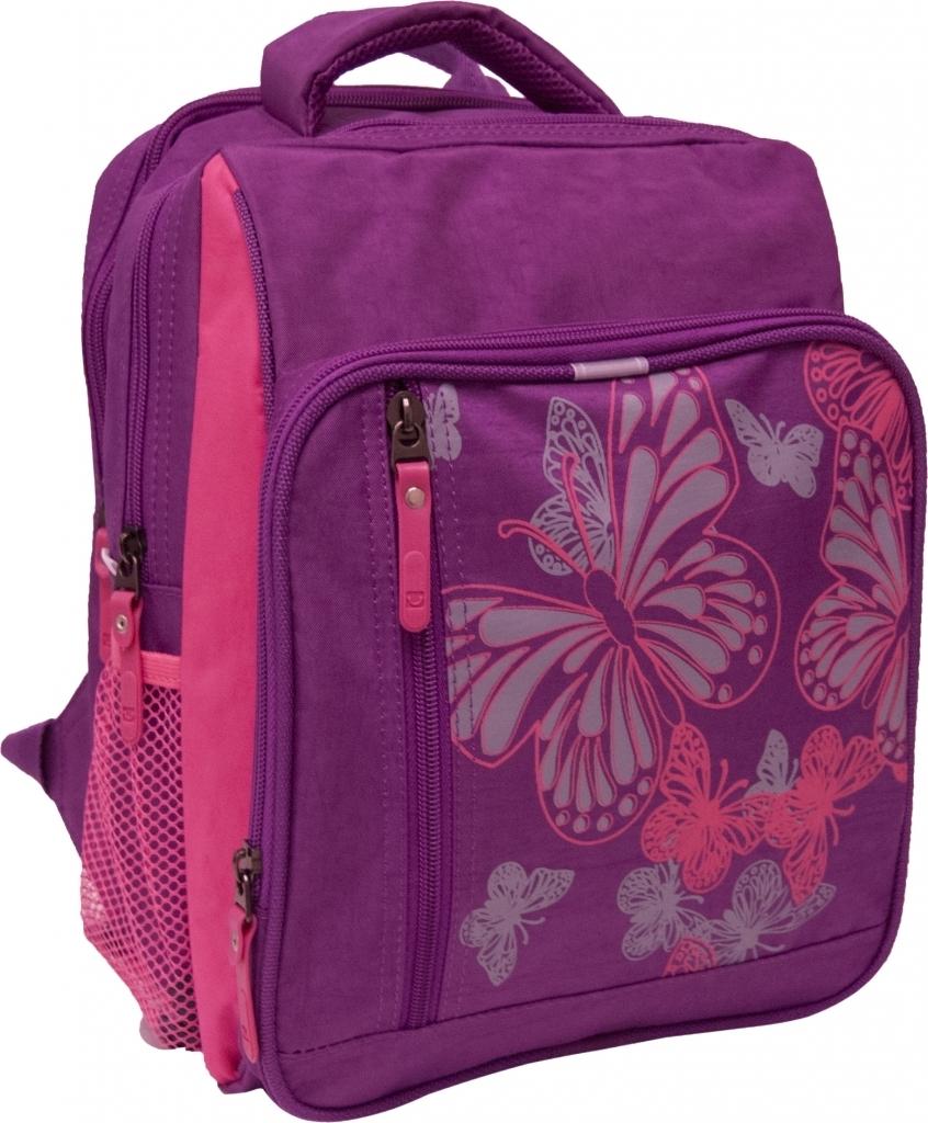 Школьные рюкзаки Рюкзак школьный Bagland Школьник 8 л. Фиолетовый/розовый (00112702) 4031fb994b60da8fb0f7ddc1805441a8.jpg