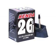 """Велокамера 26"""" вело ниппель Kenda 26x1.75/2.125 F/V 48mm"""