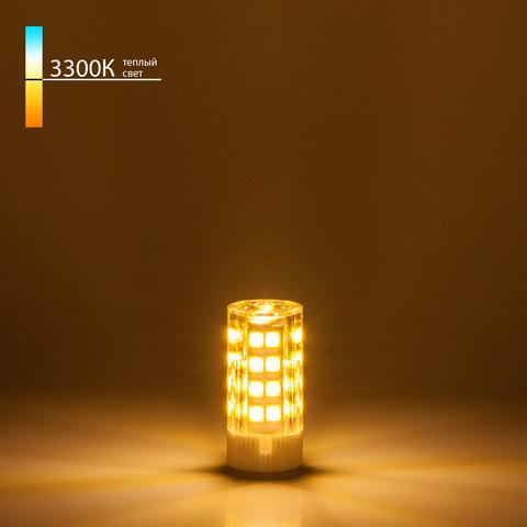 Светодиодная лампа JC 7W 220V 3300K G4 BLG405