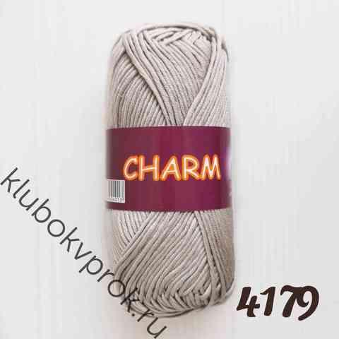 CHARM VITA COTTON 4179, Серебро