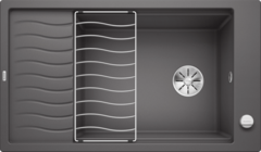 Мойка Blanco Elon XL 8S Тёмная скала