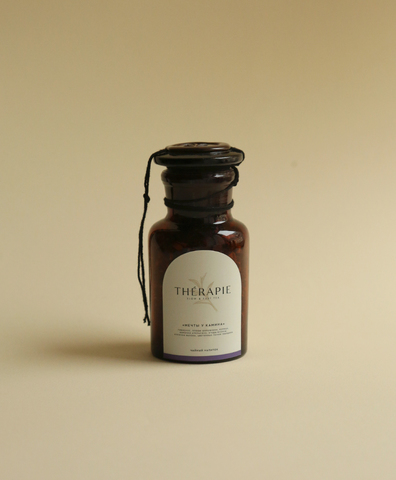 Чайный напиток «Мечты у камина» малая стеклянная склянка