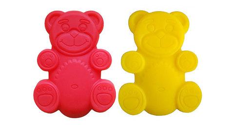 Игрушка желейный медведь валера и желтобрюх fun bear