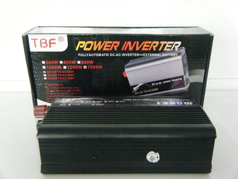 YURNIX  Инвертор 24-220V 2000W 24 на 220вольт 2000 Ват преобразователь напряжения