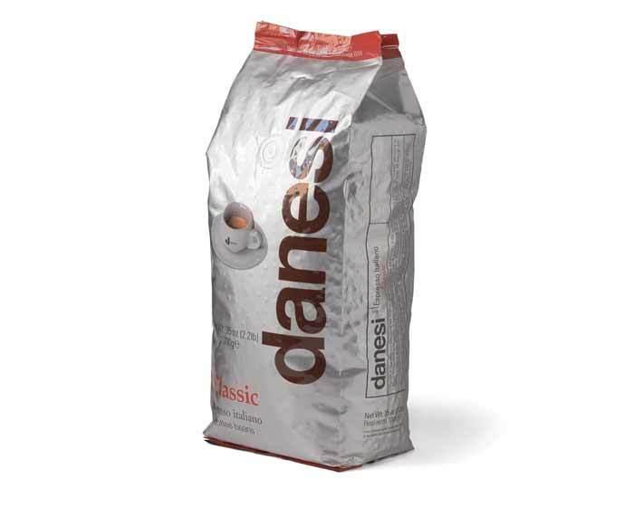Кофе в зернах Danesi Classic, 1 кг