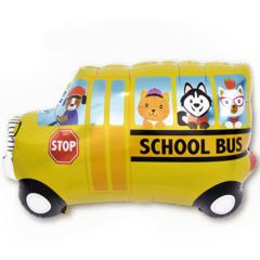 К Фигура, Школьный автобус, 33''/84 см, 1 шт.