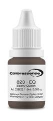 EQ (темно-коричневый холодный) • Coloressense • пигмент-концентрат для бровей