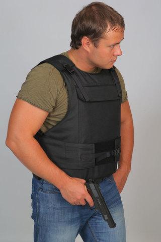 Бронежилет Страж 2-2 УНИ, Бр2 класс защиты.