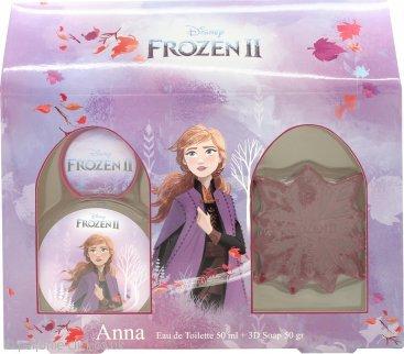 Disney Frozen II Anna Gift Set