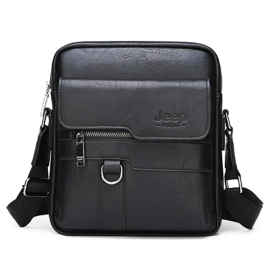 Товары для мужчин Мужская сумка Jeep Buluo (24x20) sumka-jeep-buluo-black.jpg