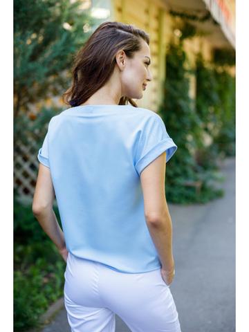 Блуза медицинская Бл-1019 либерти люкс