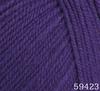 Пряжа Himalaya DOLCE MERINO 59423 (фиолетовый)