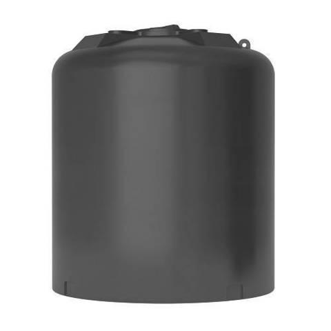 Бак для воды АКВАТЕК ATV 10000 (без поплавка, цвет чёрный)