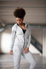 Толстовка женская Gorilla wear Pixley grey