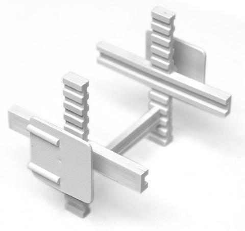 Купить крестик для укладки стеклоблоков ширина шва 10 мм в Красноадре