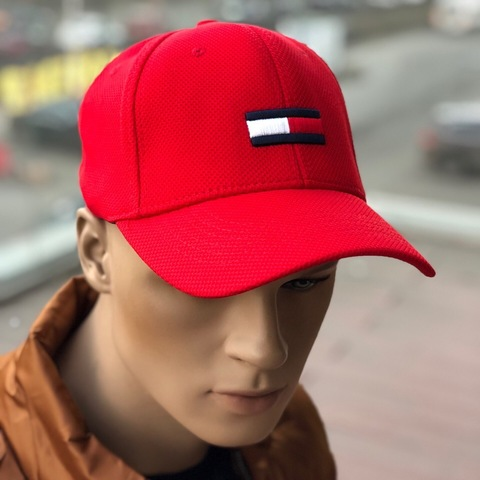 Кепка TOMMY HILFIGER 220064red