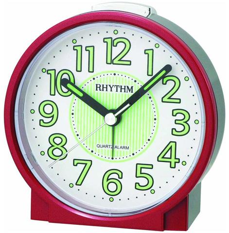 Настольные часы-будильник Rhythm CRE225NR01