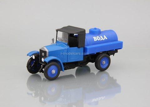 AMO-F-15 tanker blue Elecon 1:43